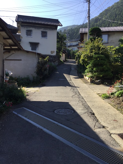 桜沢激坂エリア