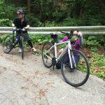 五味池サイクリング