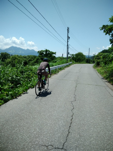 ダムから飯山へ