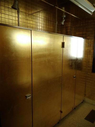 飯山黄金トイレ