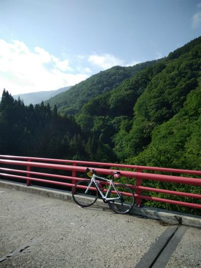 高山村高井橋