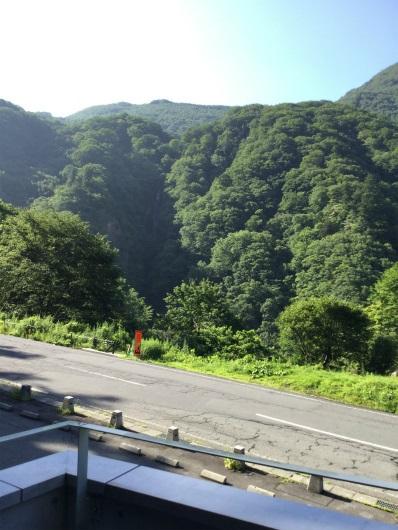 高山村八滝休憩所