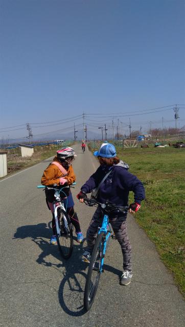 小布施から須坂に行く道