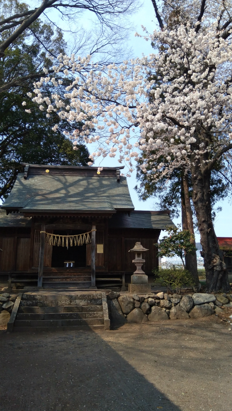 高や村の神社