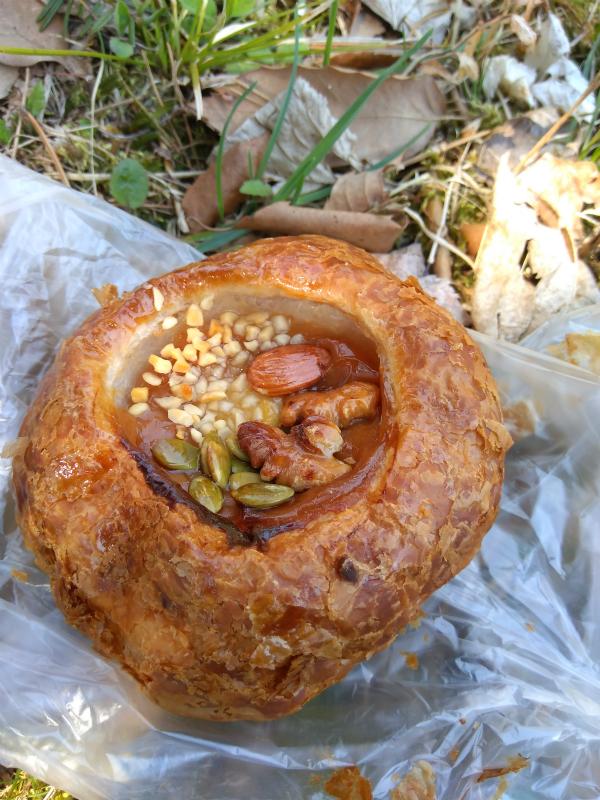 豊野穂の香のパン