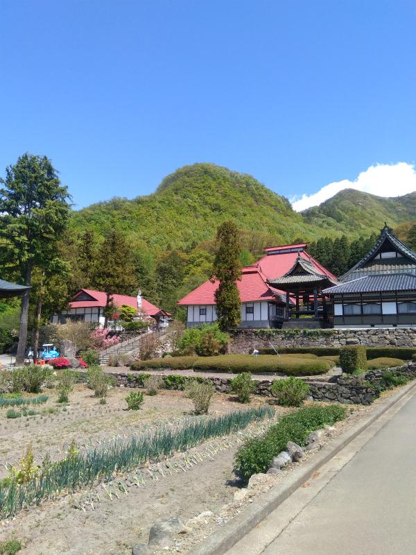 5月の岩松院