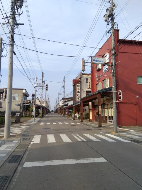 飯山仏壇通り