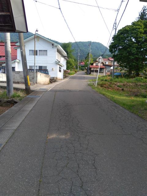 飯山長野県道411号線