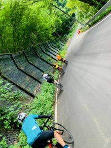高山村サイクリングイベント