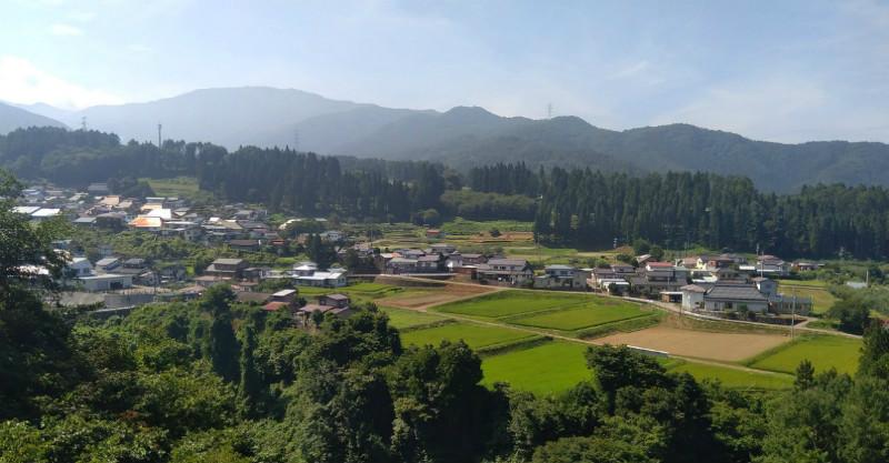 高山村絶景ポイント