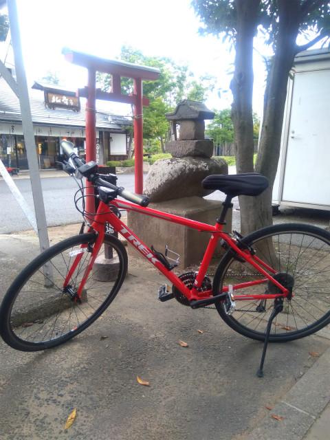 クロスバイクTREK FX3