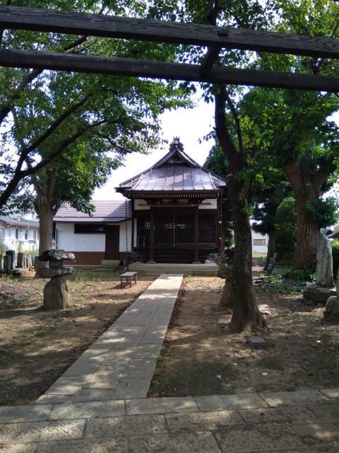 桜塚観音堂