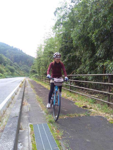 サンクゼール女子ライドクロスバイク
