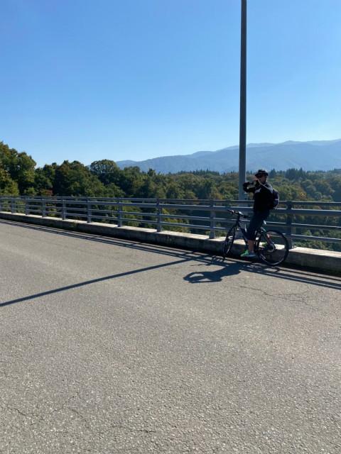 maaruなべくらサイクリングツアーなべくら大橋