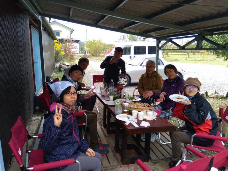 maaruサイクリングイベント 4月のピザライドは満員 他のイベントも企画中です