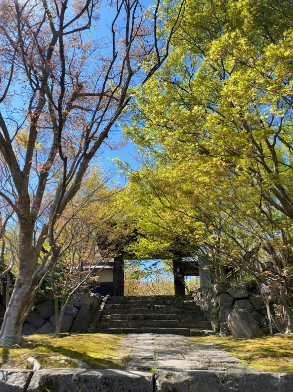 飯山寺巡り