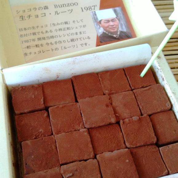 飯山生チョコ
