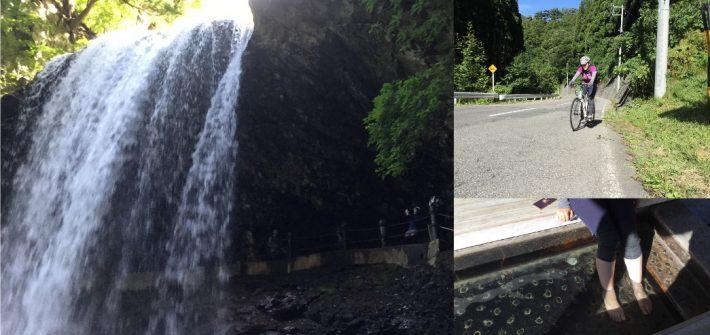 信州山の日 雷滝&山田温泉ポタ