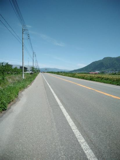 中野市国道292