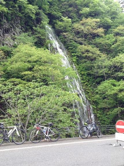 樽滝サイクリング