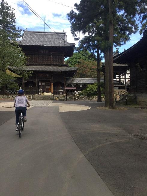 玄照寺に寄り道