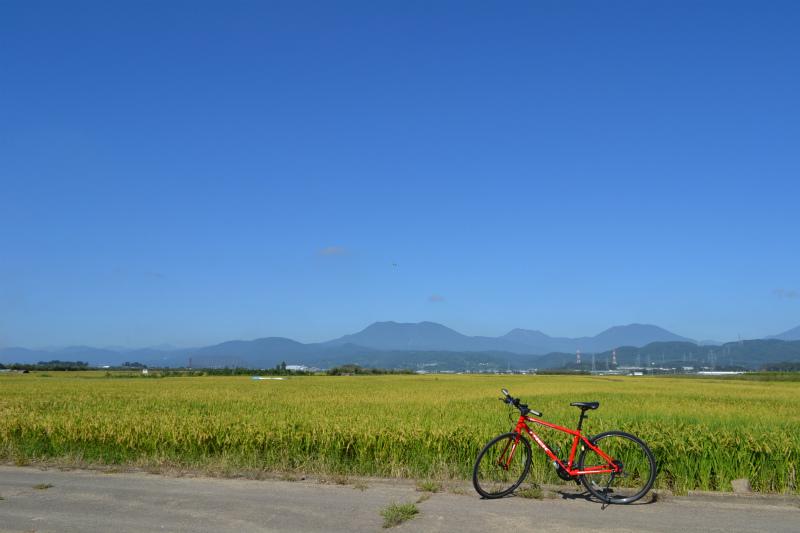 岩松院と広々風景を眺める気分爽快コース