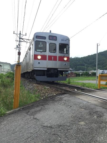 延徳駅近く