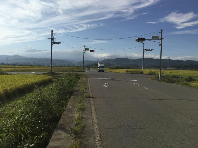 六川沖信号