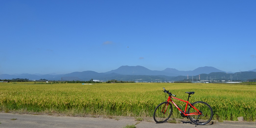 小布施サイクリング