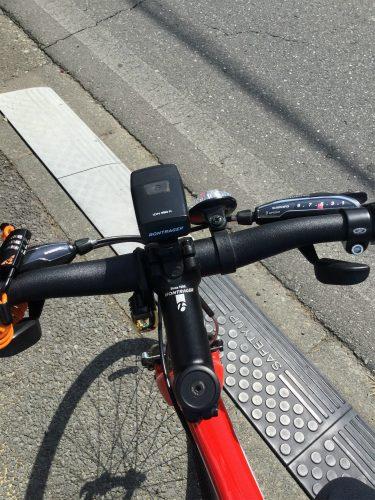 小布施岩松院せせらぎ緑道サイクリング