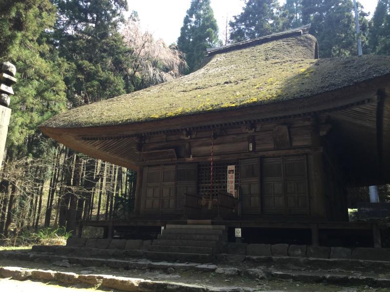 浄光寺薬師堂