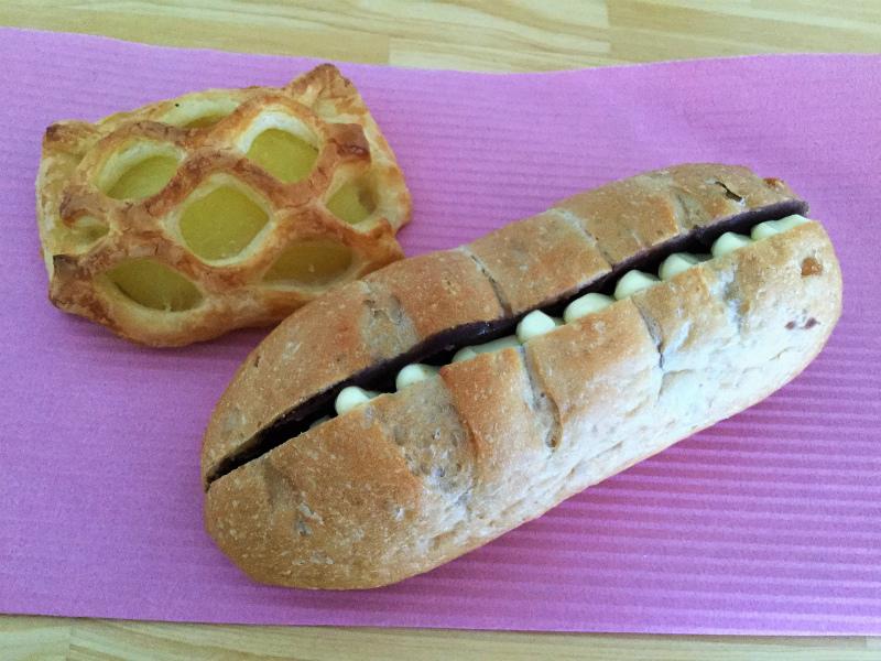小布施ツルヤの総菜パン