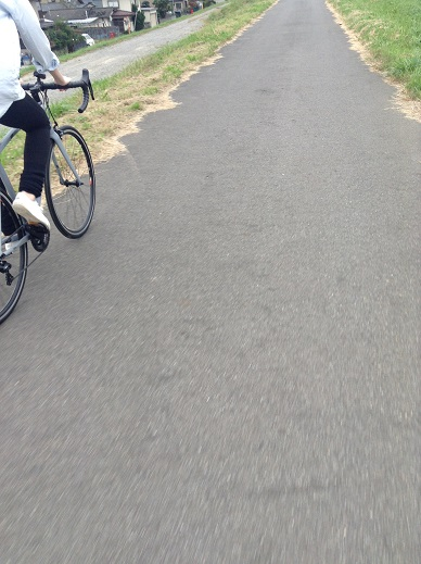ロードバイク女子emodanALR5