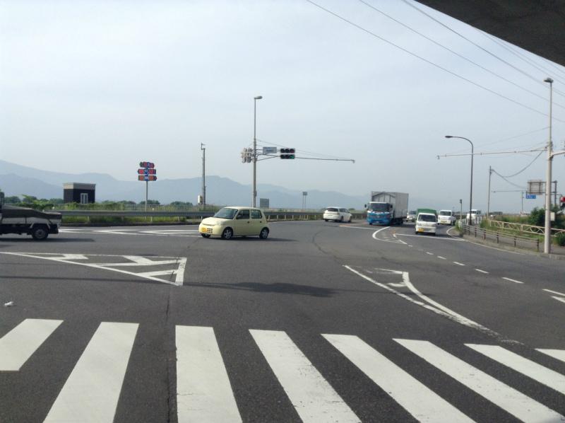 国道18号浅野信号