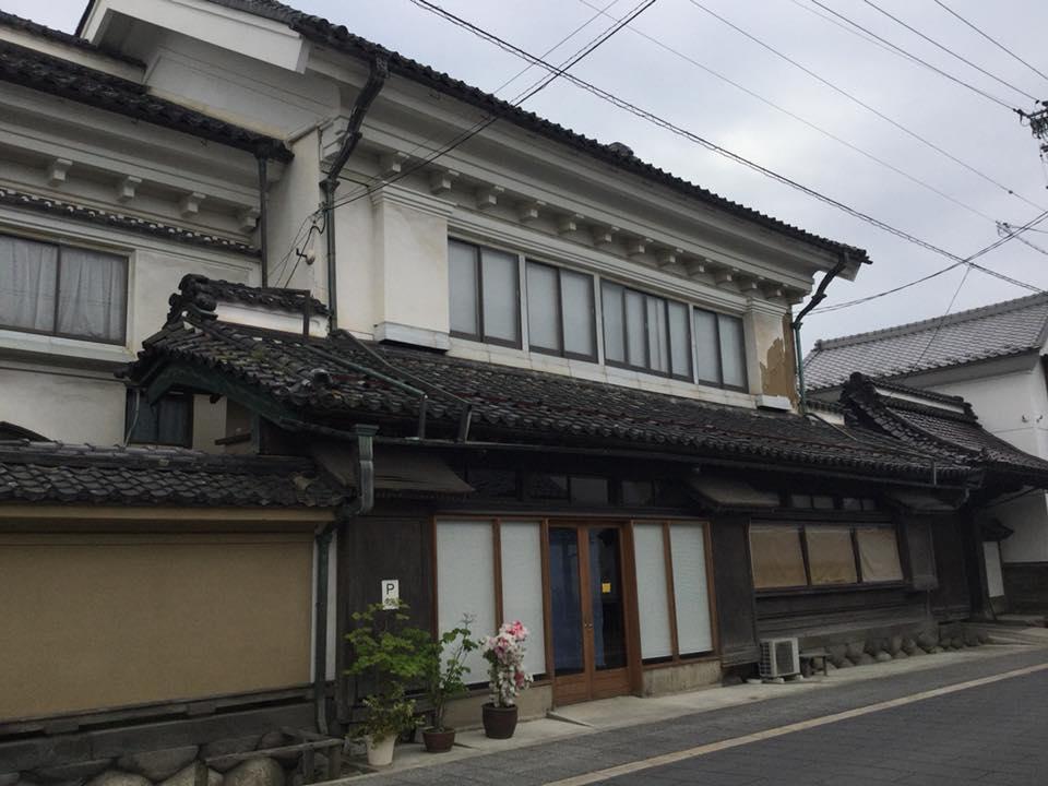須坂へサイクリング 蔵