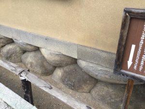 須坂市 ぼたもち石