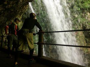 高山村雷滝